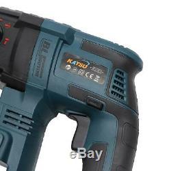102382 Katsu 18Volts SDS Cordless Rotary Hammer Drill