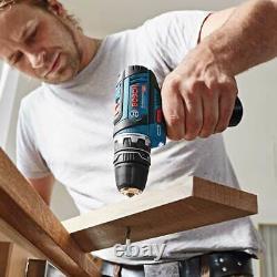 Bosch 12v FlexiClick Drill Driver 2.0Ah Kit