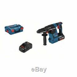 Bosch GBH18V-26 18v Sds Hammer Drill Cordless 1 x 5.0ah Battery Charger Case
