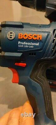 Bosch GSB and GDR 18V Combi Drill & Impact Driver with 5 Ah Battery Twin Pack