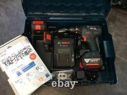 Bosch GSB18V-28 Heavy Duty Plus 18V Cordless Combi Drill with 3x Batteries L-Box