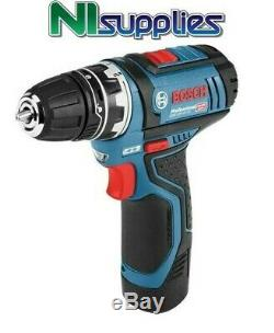 Bosch GSR 12V-15 FC Professional Drill/Driver