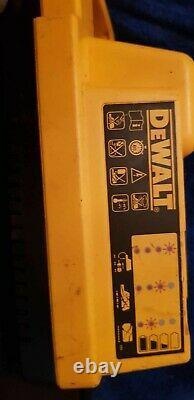 DEWALT 36v HEAVY DUTY SDS HAMMER DRILL DCH364 + 4.0AH BATTERY + CHARGER
