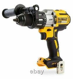 DEWALT DCD996 18v XRP H/D Brushless 3-Speed Cordless Hammer Drill Driver L@@K
