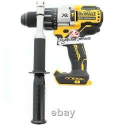 DEWALT DCD998B 20V 20 VOLT MAX Brushless 1/2 Drill/Hammerdrill Power Detect NEW