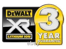 DEWALT DCF887N XR 18v Brushless Cordless 3-SPEED Impact Drill Driver, Bare Unit
