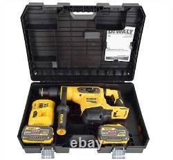 DEWALT FLEXVOLT 60V MAX Rotary Hammer/Drill Combination Kit, 1-9/16-Inch