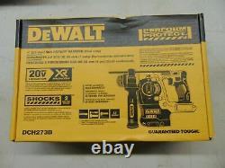 DeWALT DCH273B 1 20V MAX Brushless SDS Plus Rotary Hammer Drill (Bare Tool)
