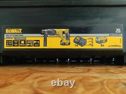 DeWalt 18v Rotary Hammer Drill DCH033 M3 SDS Spare Battery Charger & Case