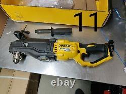 DeWalt DCD470N 54v XR Cordless Flexvolt Right Angle Drill brushless tool only