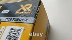 DeWalt DCD795D2W 18V XR Brushless Compact Combi Drill Driver 2 x 2.0Ah & Bag