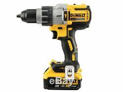 DeWalt DCD996P2 18v XR Brushless Combi Drill Kit 2 x 5.0Ah Li-Ion Cordless