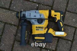 DeWalt DCH283 18V- 54v, XR Brushless SDS +Heavy Duty Hammer Drill(Bare Unit)