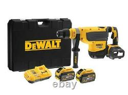 DeWalt DCH733X2 54v 2x9.0/3.0Ah Li-ion FlexVolt XR SDS Max Rotary Hammer
