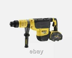 DeWalt DCH773Y2-GB 54V 2x12Ah 52mm 10kg XR FLEXVOLT SDS-MAX Rotary Hammer Drill