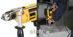 DeWalt Impact Drill DWD024K 13mm Professional 650W 2800rpm 3.5lb 220V Corded EMS