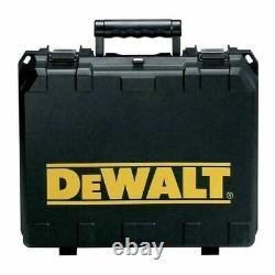 DeWalt XR 18V 1.3Ah Li-ion Cordless Combi drill 1 battery DCD776C1-GB Tough Case
