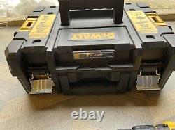 Dewalt 18v XR Brushless Combi Drill + Impact Driver + 2x Batteries + T Stak Case