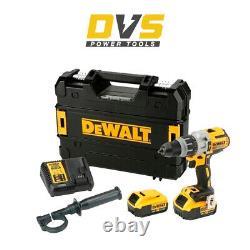 Dewalt DCD996M2 DCD996N 18V Cordless XR 3 Speed Brushless Combi Drill 4Ah