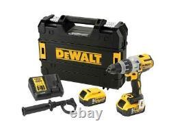 Dewalt DCD996P2 DCD996N 18V Cordless XR 3 Speed Brushless Combi Drill 5Ah