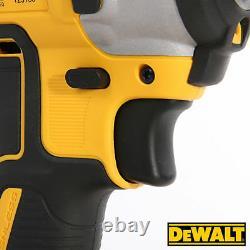 Dewalt DCF887 18V XR Brushless Impact Driver 3 Speed + 1 x DCB182 4ah Battery