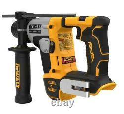 Dewalt DCH172P2 18v Ultra Compact Brushless SDS Hammer Drill 2 x 5.0ah + Tstak