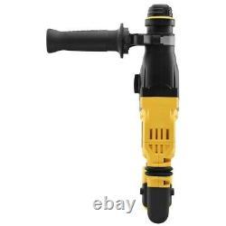 Dewalt DCH263M1 18v Brushless SDS Hammer Drill 3 Mode 3.0J Heavy Duty + 4ah