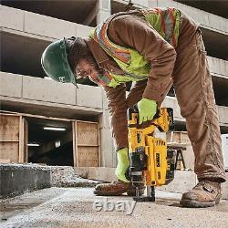Dewalt DCH263P2 18v Brushless SDS Hammer Drill 3 Mode 3.0J Heavy Duty + 2x 5ah