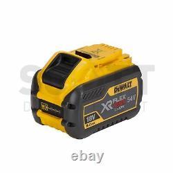 Dewalt DCH333X2 54V XR Flexvolt Brushless Cordless SDS Plus Hammer Drill 2 x 9.0
