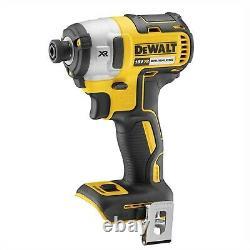 Dewalt DCK266 18v Brushless DCD796N Combi Drill DCF887N Impact Driver Bare Tools