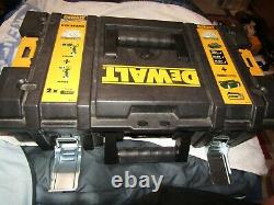 Dewalt combi drill kit and impact cordless driver with drill bits driver s bits