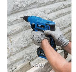 Draper Storm Force 20V Volt SDS Rotary Rotary Hammer Drill 4.0AH Fast Charger