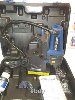 Evolution EVO42 240v 42mm Mag Drill Magnetic Rotabroach 230 Volt Tool