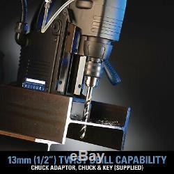 Evolution EVOMAG42 110v Steel Magnetic Drill 42mm + Case
