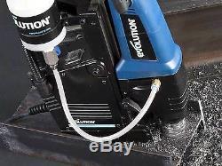Evolution EVOMAG42/2 230v 42mm Industrial Magnetic Drill