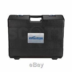 Evolution EVOMAG42 240v Steel Magnetic Drill 42mm + Case