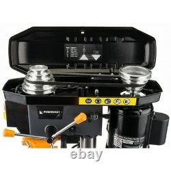 Heavy Duty 1600 W 16mm Rotary Pillar Drill 5 Speed Press Drilling Bench Press