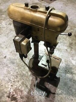 Heavy Duty 3 Phase Motor Fobco Pillar Drill