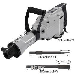 Heavy Duty Electric Breaker Demolition Hammer Jack Drill Concrete Hammer Tool