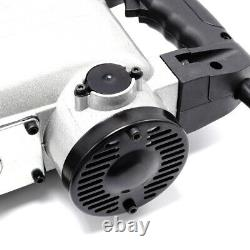 Heavy Duty Jack Hammer Drill 2200w Electric Concrete Demolition Breaker 2 Chisel