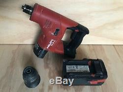 Hilti TE 6-A Li 36V Cordless Rotary Hammer Drill