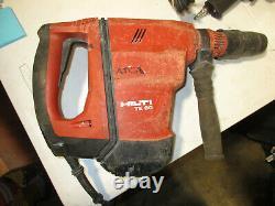 Hilti TE 60-ATC Heavy Duty Electric Rotary Hammer Drill TE60