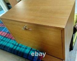 Ladderax 3 Bay Bronze Shelf System 3 Cupboards/7 Shelves/Glass Shelves/Fixings