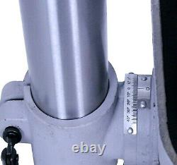 Lumberjack 16mm Bench Top Pillar Drill Press with Variable Speed Digital Display