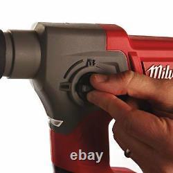MILWAUKEE M12CH-602X ROTARY HAMMER DRILL KIT- 12V, 2x6ah BATTERIES 4933451907