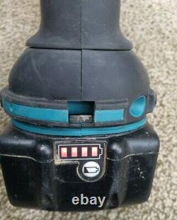 Makita 18v lxt sds three mode hammer drill +5ah battery