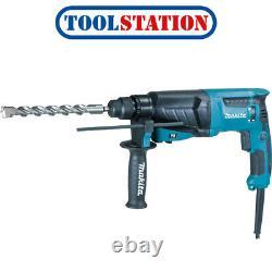 Makita 3 Function 800W SDS+ Rotary Hammer Drill 240V