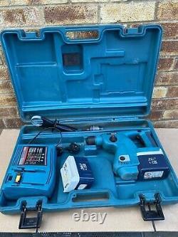 Makita BHR200 SDS Hammer Drill/Breaker 24v Heavy Duty Makita Hammer Drill 24v