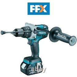 Makita DHP481RMJ 18V Brushless Combi Drill LXT 2 x 4ah