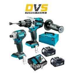 Makita DHP481Z 18v Brushless Combi Drill + Makita DTD171Z 18V Impact Driver